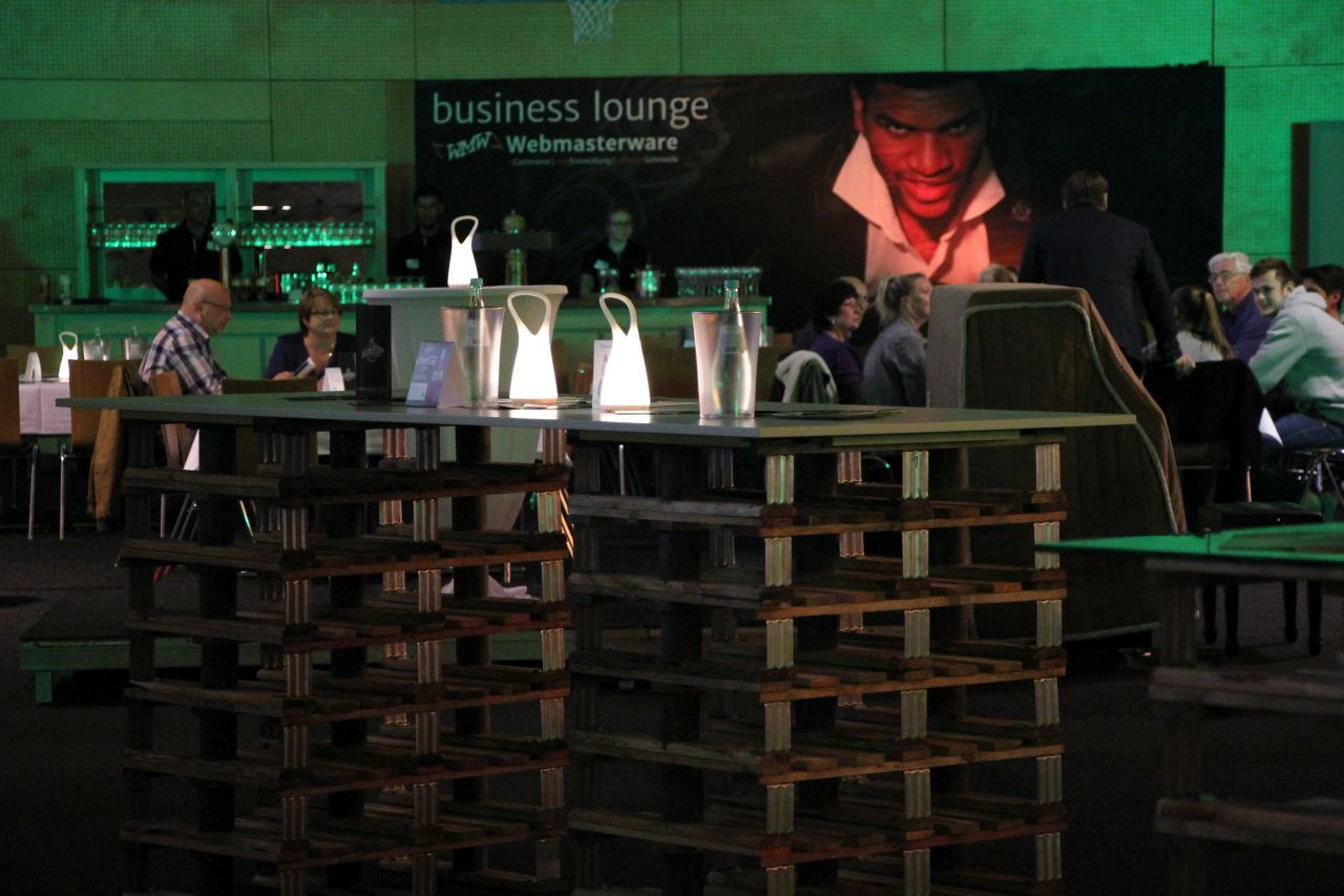 WEBMASTERWARE business lounge